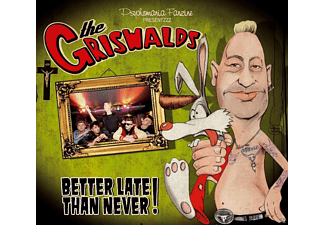The Griswalds - Better Late Than Never! [CD]