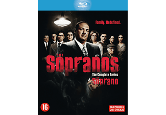 The Sopranos - De complete collectie