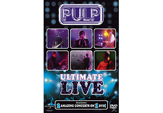 Pulp - Pulp - Ultimate Live (DVD)