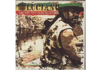 Luciano - Jah Is My Navigator - (CD)