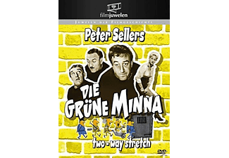 DIE GRÜNE MINNA-TWO-WAY STRETCH - (DVD)