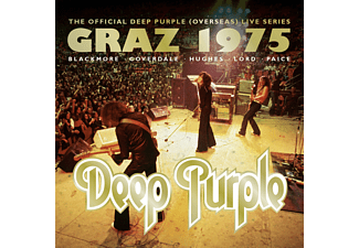 Deep Purple - Graz 1975 [CD]