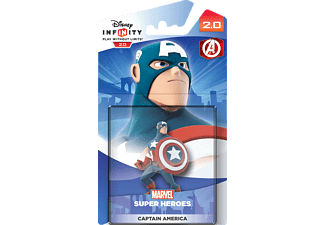 DISNEY Infinity 2 Marvel Figurine Captain America