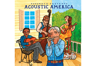 VARIOUS - Acoustic America - (CD)