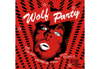 VARIOUS - Wolf Party - (CD)