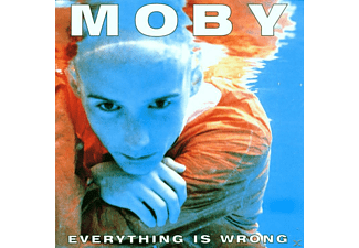 Moby - Everything Is Wrong [CD]