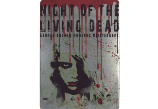 NIGHT OF THE LIVING DEAD (STEEL-EDITION) - (DVD)