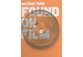 Maximo Park - Found On Film - (DVD + CD)