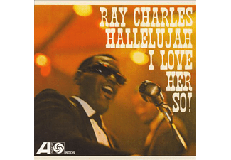 Ray Charles - Hallelujah I Love Her So (CD)