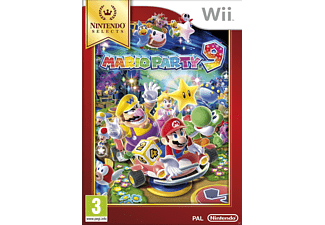 Selects: Mario Party 9 Nintendo Wii