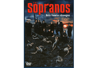 The Sopranos S5 Drama DVD