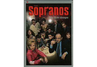 The Sopranos S4 Drama DVD