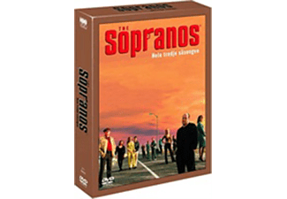 The Sopranos S3 DVD