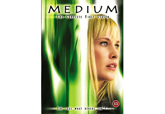 Medium S1 Thriller DVD