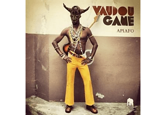 Vaudou Game - Apiafo [CD]