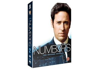 Numbers S2 Thriller DVD