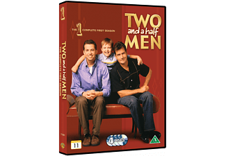 Two and A Half Men S1 Komedi DVD