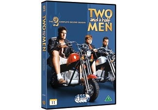Two and A Half Men S2 Komedi DVD