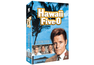 Hawaii Five 0 S2 Drama DVD