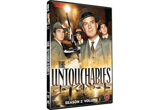 The Untouchables S2 Del 1 Thriller DVD