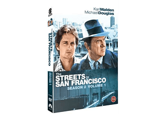 Streets of San Francisco S2 Del 1 DVD