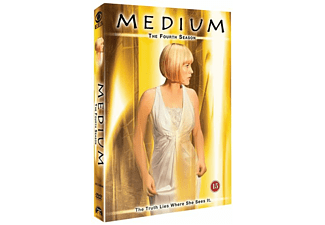 Medium S4 Thriller DVD