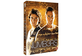 Numbers S4 Thriller DVD