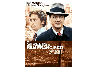 Streets of San Francisco S2 Del 2 Action DVD