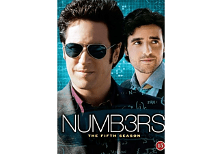Numbers S5 Thriller DVD