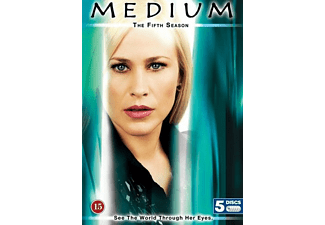 Medium S5 Thriller DVD