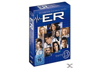 E.R. - Emergency Room - Staffel 13 [DVD]