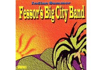 Fessor's Big City Band - Indian Summer - (CD)