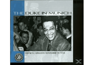 Duke Ellington - Duke Ellington: The Duke In Munich - (CD)