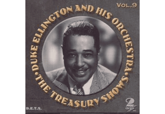 Duke Ellington - The Treasury Shows 09 - (CD)