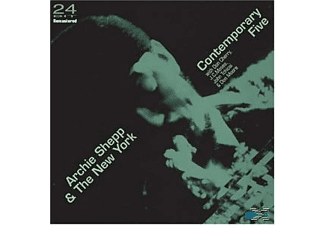 Archie Shepp & The New York, Archie & The New York Contemporary Five Shepp - Archie Shepp & The Ny Contemporary - (CD)