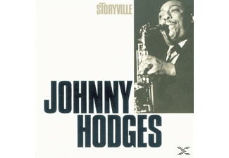 Johnny Hodges - Masters Of Jazz - (CD)