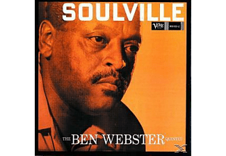 Ben Webster - Soulville - (CD)