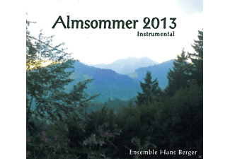Hans Ensemble Berger - Almsommer 2013 - (CD)