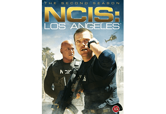 NCIS: Los Angeles S2 Thriller DVD