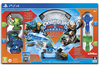 Skylanders Trap Team: Starter Pack PS4