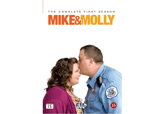 Mike and Molly S1 Komedi DVD