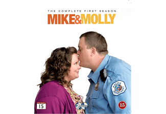 Mike and Molly S1 Komedi Blu-ray