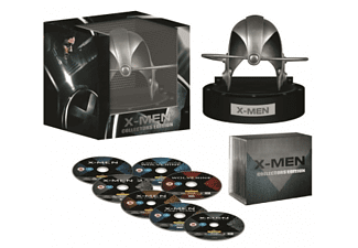X-Men Cerebro Helmet Collecttors Edition Action Blu-ray