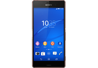 sony xperia z3 16 gb 5 2 zoll kupfer. Black Bedroom Furniture Sets. Home Design Ideas