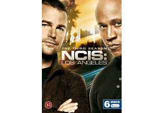 NCIS: Los Angeles S3 Thriller DVD