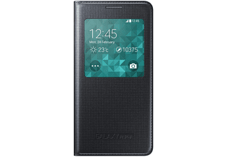 SAMSUNG S View Cover Galaxy Alpha Zwart
