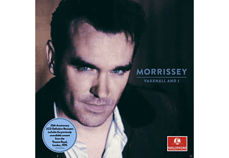 Morrissey - Vauxhall And I (20th Anniversary Definitive Master) - (CD)