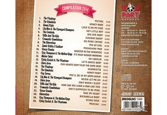 Various - Firebirds Festival Compilaton 2014 - (CD)