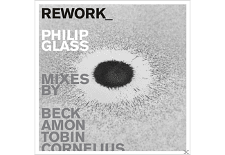 BECK/AMON/TOBIN/CORNELIUS - REWORK-PHILIP GLASS REMIXED - (CD)