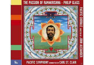 Pacific Chorale, Pacific Symphony - The Passion Of Ramakrishna - (CD)